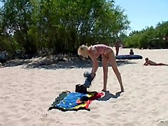 nudist beach voyeur camera hunting for naked pussies segment video 1
