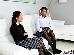homemade ebony teen solo orgasm and blue eyes big tits blond