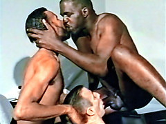Chris Bell & Pierre & Tyrone in Red Hot Pokers Scene 6 - Bromo