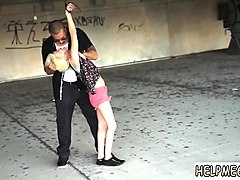 hardcore punishment helpless teen piper perri was on her way