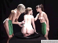 blonde teen gangbang facial i leapt out of bed, completely n