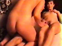 amateur threesome with hairy pussy
