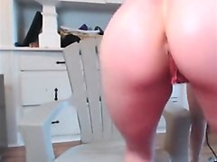 shalina outdoor anal toying solo