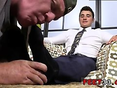 college boy sucks toes and cock gay matthew's size 10 feet w
