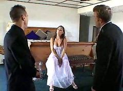 Bride is Cumming 2