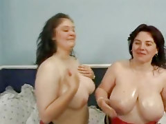 2 Awesome British Bbws