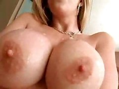 The Absolute Best Cumshot On Big Tits Compilation