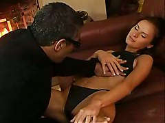 Erotic Angel Gets Nailed