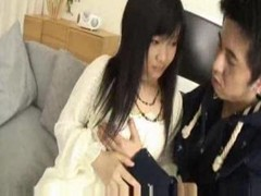 Most Beautiful Asian Ever First Blowjob!
