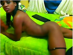 Ebony Slim Freak Teasing Showing Amp Amp Touching