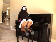Latin Maid Gets Fucked