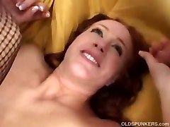 Redhead Milf Anal Fucked