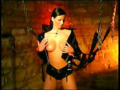 Hot Fetish Babe In Dungeon 1