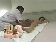 Aziatisch Japans Massage Ass Verborgen
